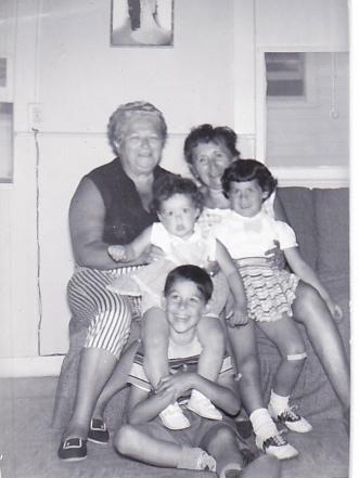 Grandmas and us