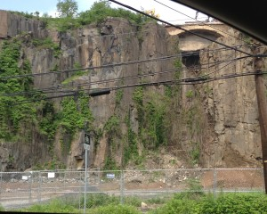 Palisades, Suicide bridge May 2013
