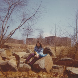 Me early 1970s in HC Park