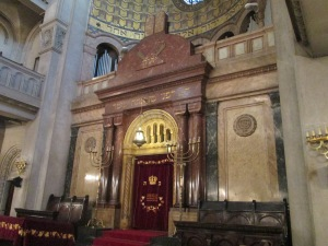 Great Synagogue in Buenos Aires.