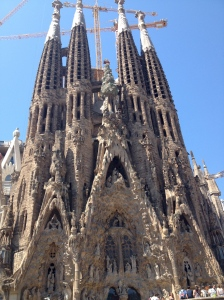 Church of Sagrada Familia