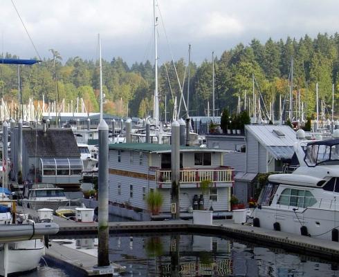 Houseboats Vancouver
