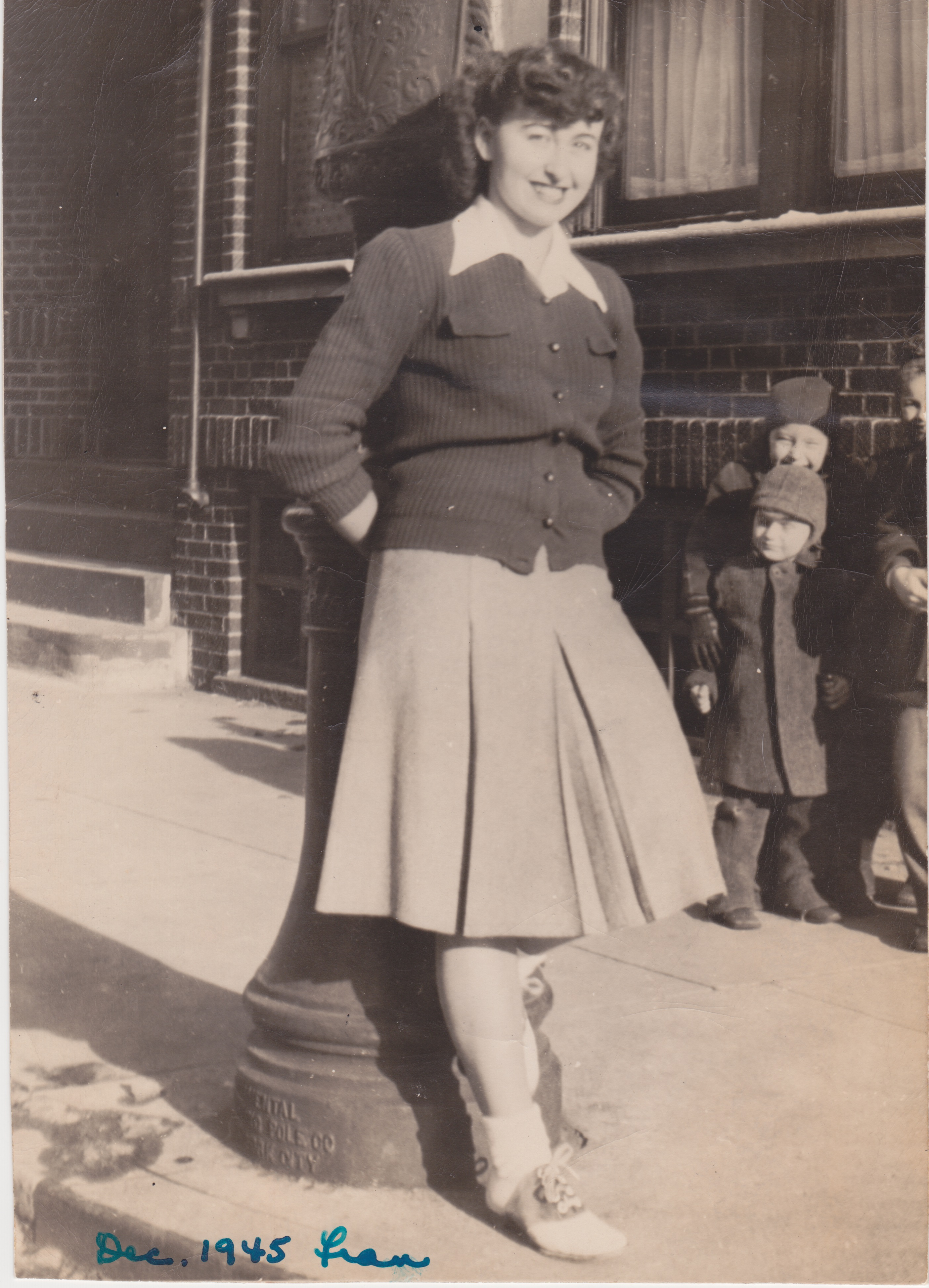 Grandma Mom 1945