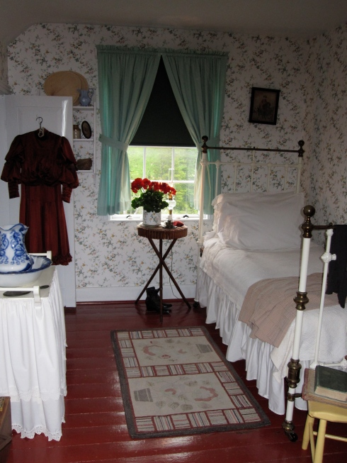 Anne Shirley's room