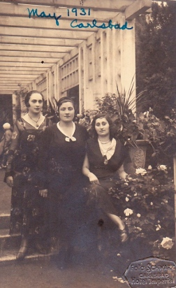 Grandma Thelam, Carlsbad