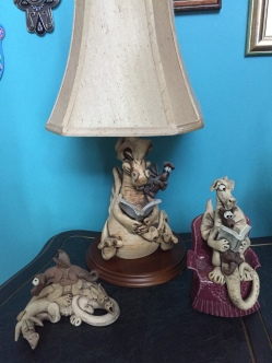 I love my lamp!